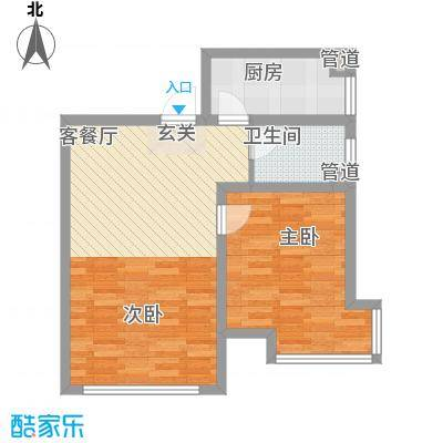 锦绣蓝湾定24#D户型