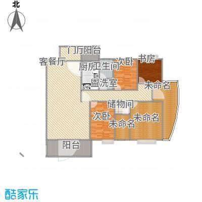 水云间188平方四室两厅