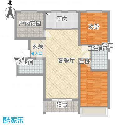 信达尚城H3户型