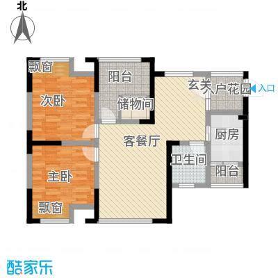 中元广场5.27㎡D户型