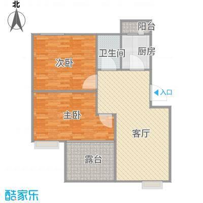 上海_丽泽兰馨苑47号0602室80平送露台_2015-09-04-1058