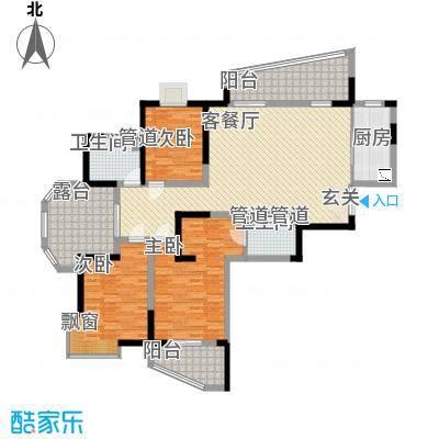 世纪城・江南e2户型