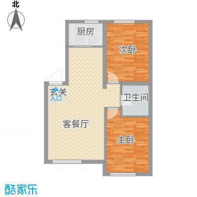 鑫城广场A户型