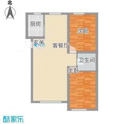 鑫城广场14.50㎡B户型