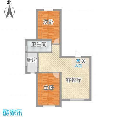 鑫城广场15.38㎡A户型