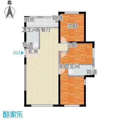 鑫城广场B1户型