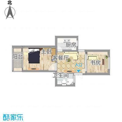 上海_绿川小区35号楼02户型_2015-09-04-1947