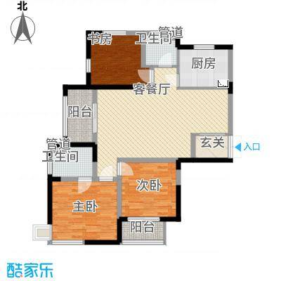世纪城・江南f7户型