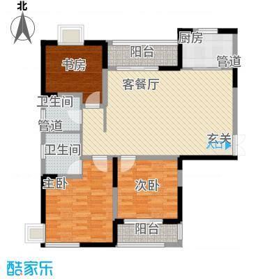 世纪城・江南f1户型