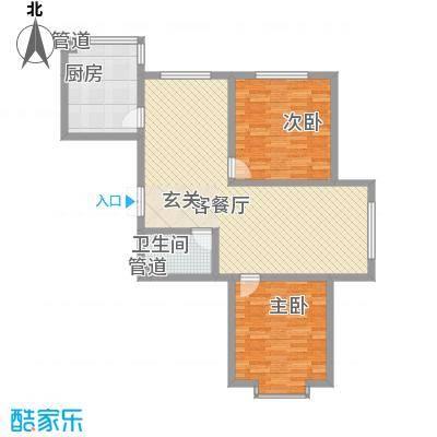 青青学邻113.43㎡户型