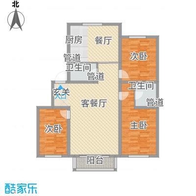 南风新苑12.51㎡户型