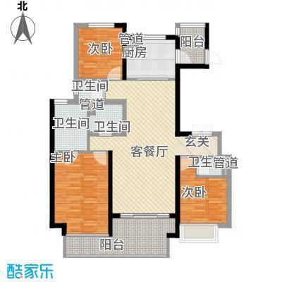 万科大明宫三期7号楼户型