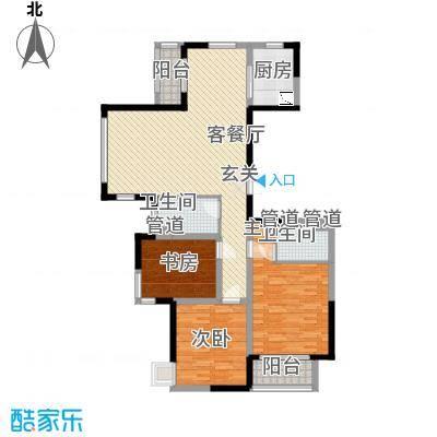 世纪城・江南a3户型