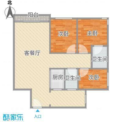 惠州-华润广场-2单元1502-房