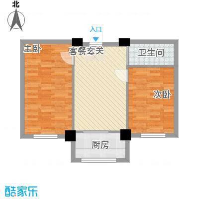 竹林・金地华府3户型