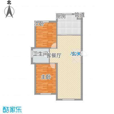 东方之珠龙翔苑M户型