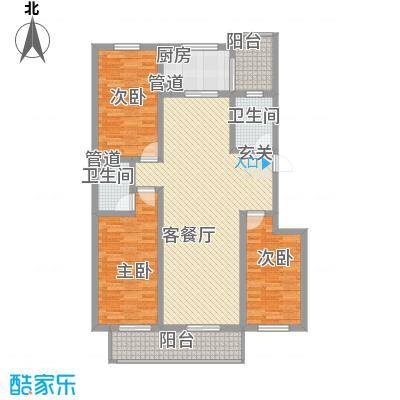 沧州孔雀花园小区(原王官屯旧城改造)副本户型