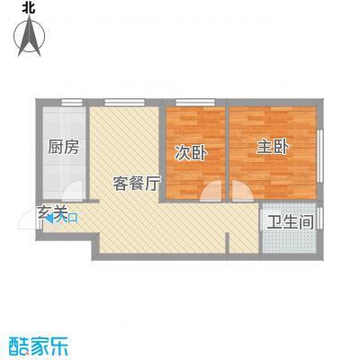 辽阳凯旋门广场7051户型