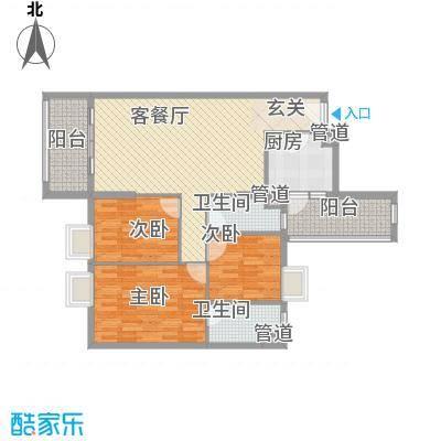 平冈新城08户型