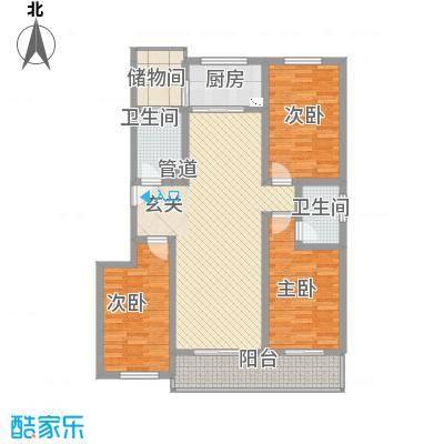 沧州孔雀花园小区(原王官屯旧城改造)孔雀城户型