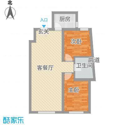 辽阳凯旋门广场8202户型