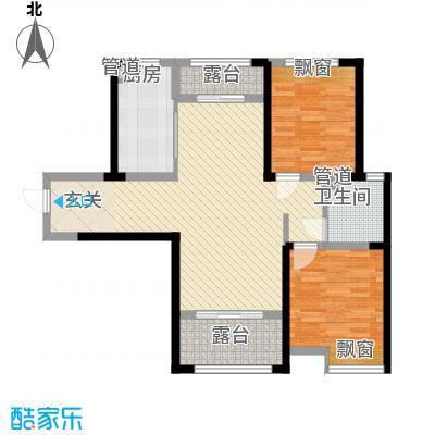 藏珑大连海20131217单页-蓝-B-01户型