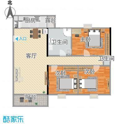 深圳_中环花园三期_2015-09-07-1040