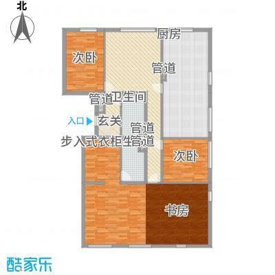 MOMA峰汇4E户型