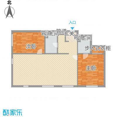 MOMA峰汇4B户型