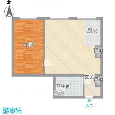 MOMA峰汇3C户型