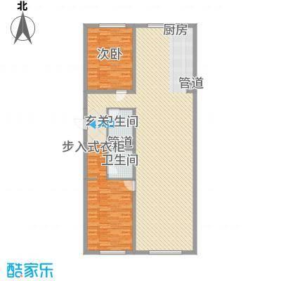 MOMA峰汇4C户型