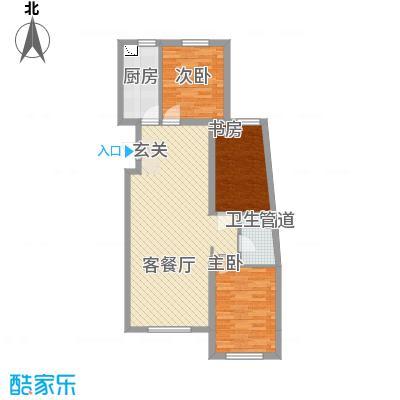 辽阳凯旋门广场18.00㎡户型
