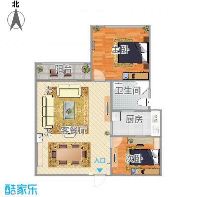 上海_东航明珠公寓_2015-09-08-0909