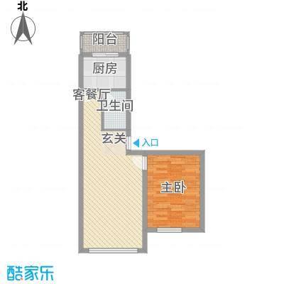 锦山秀城C户型