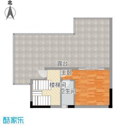 兴宁汇景花园fu46户型