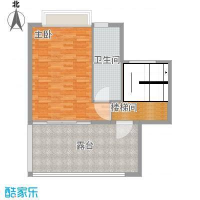 兴宁汇景花园fu22户型