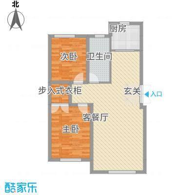 华御・世家3.80㎡户型