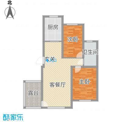 华御・世家6.10㎡户型