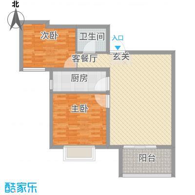 鼎泰・观澜12.46㎡C户型