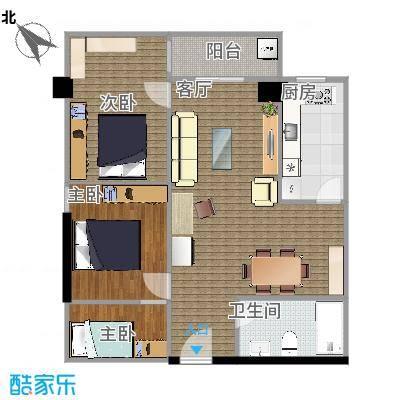 昌岗东电信大厦1607