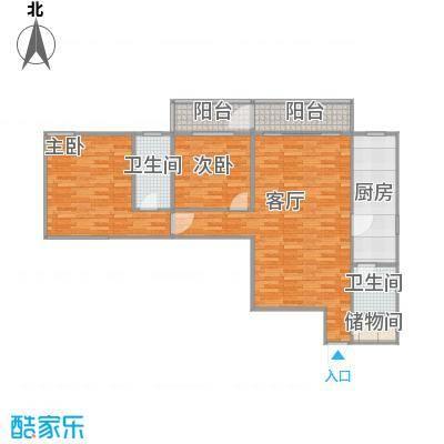 上海_佳安公寓1_2015-09-14-2234