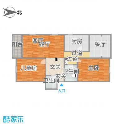 上海_科达公寓_2015-09-20-0923