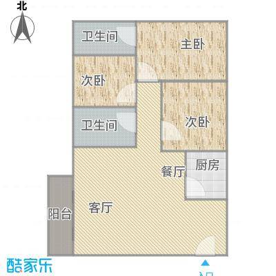 惠州颐景花园A5栋1单元904