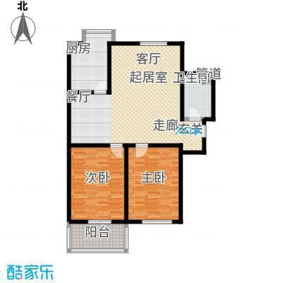 苏锦新村108.00㎡1面积10800m户型-副本