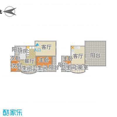 珠海_东方佳景5栋1单元2201