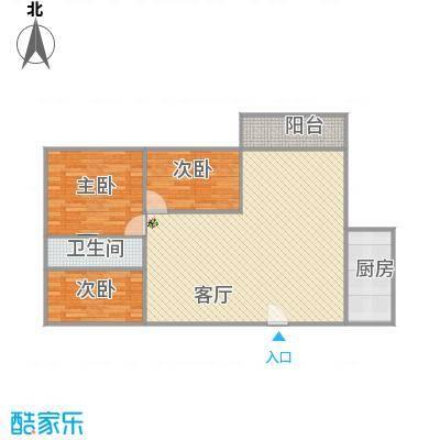 珠海_吉莲新村3房_2015-09-20-1606