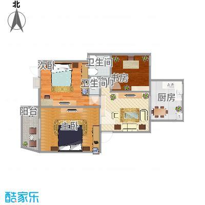 14层小高层93方三室一厅-副本