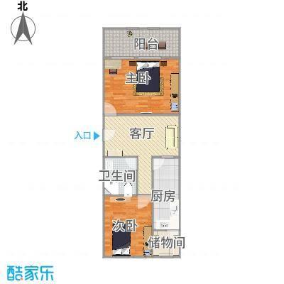 北京_世纪村西区14号楼3单元101室_2015-09-07-2046
