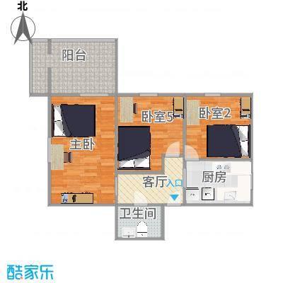 北京_红庙北里14号楼319_2015-09-25-1743