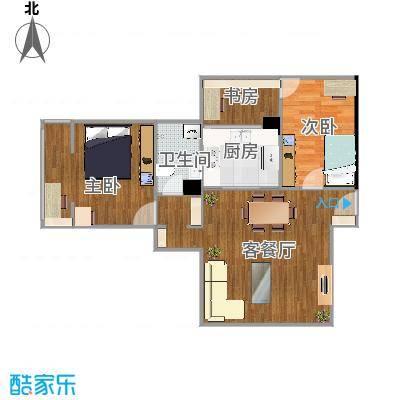 北京_希格玛公寓_2015-09-25-1244